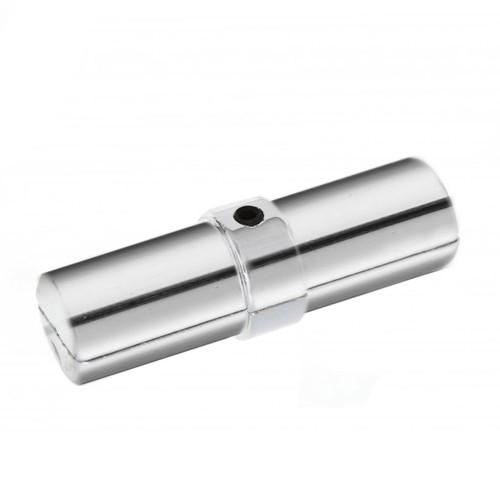 Tube Joiner Bracket for 25mm Dia Chrome Tube Rail