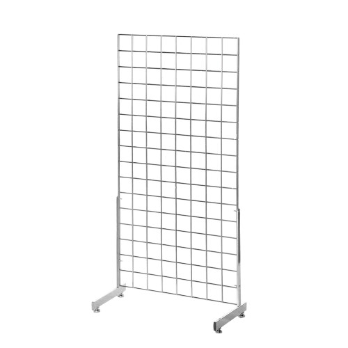 4ft Gridwall Mesh Single Sided Stand