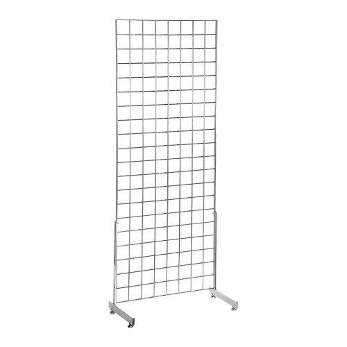 5ft Gridwall Mesh Single Sided Stand