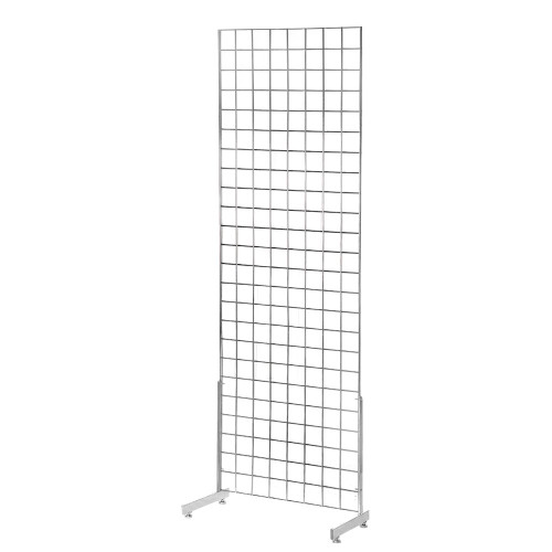 6ft Gridwall Mesh Single Sided Stand