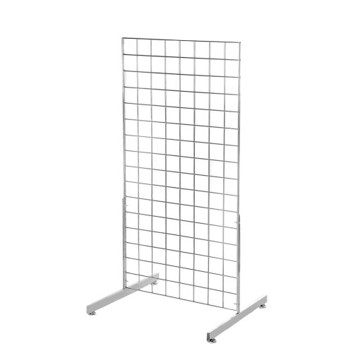 4ft Gridwall Mesh Two Way Stand