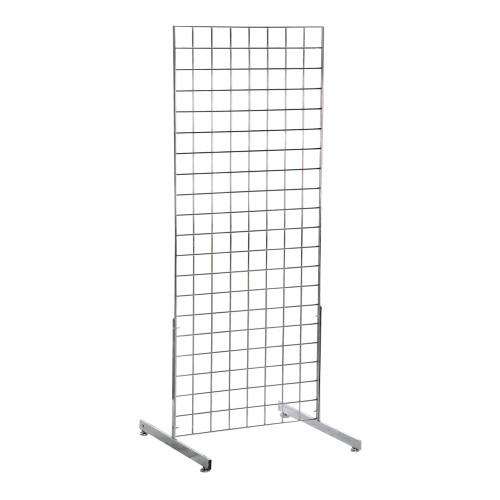 5ft Gridwall Mesh Two Way Stand