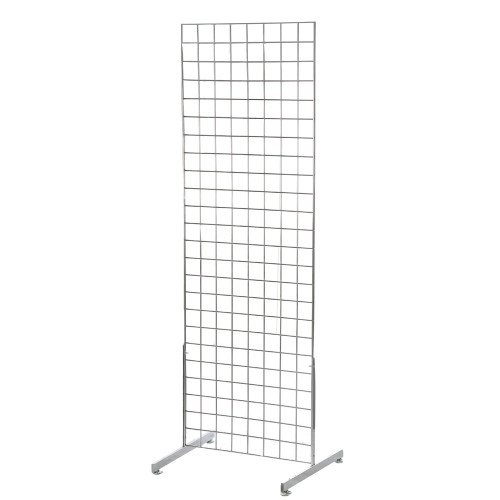 6ft Gridwall Mesh Two Way Stand