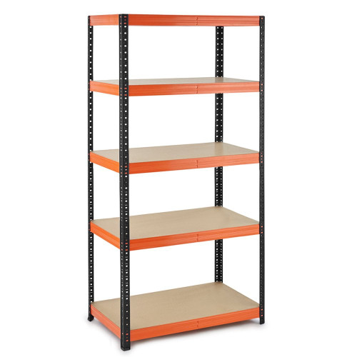 Multipurpose Commercial Shelving - Up to 250Kg UDL Per Shelf - H1800 x W900 x D500 mm