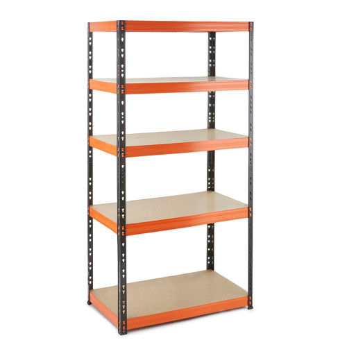 Multipurpose Commercial Shelving - Up to 320Kg UDL Per Shelf - H1800 x W900 x D500 mm