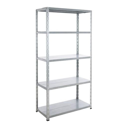 Galvanised Steel Multipurpose Economy Shelving - Up to 200Kg UDL Per Shelf