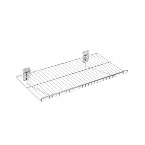 Wire Shelf for Slatwall - W600 x D310mm