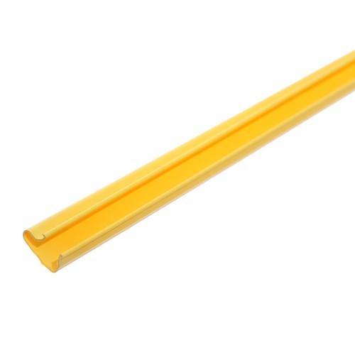 Pack of Yellow Slatwall Inserts