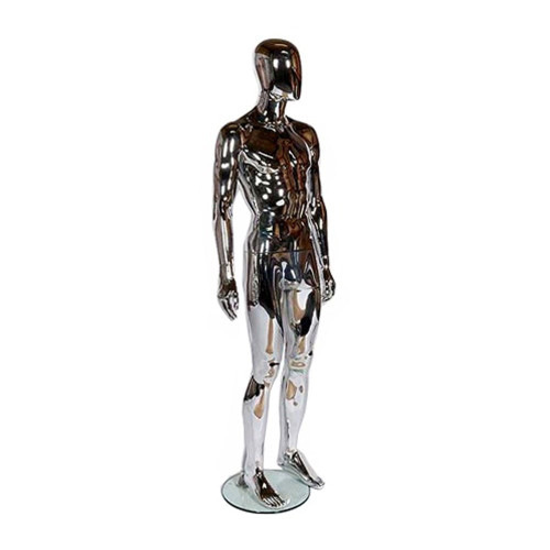Spirit Mannequin 02 - Male - Chrome