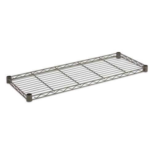 Medium Duty Wire Shelf for Carbon Grey Wire Shelving - W900 x D350mm
