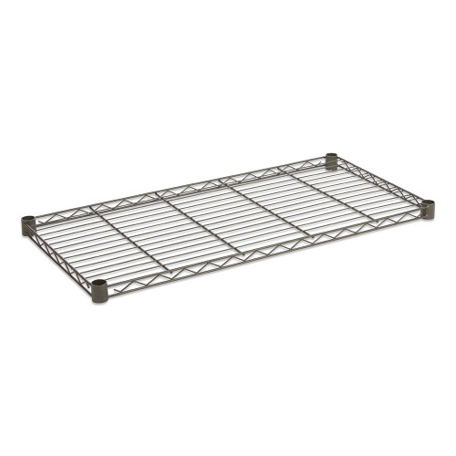 Medium Duty Wire Shelf for Carbon Grey Wire Shelving - 450mm Depth Shelves