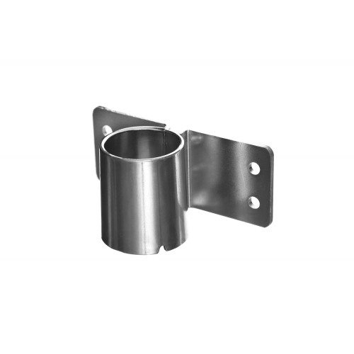 Chrome Wall Bracket for Chrome Wire Shelving - Fits All Units