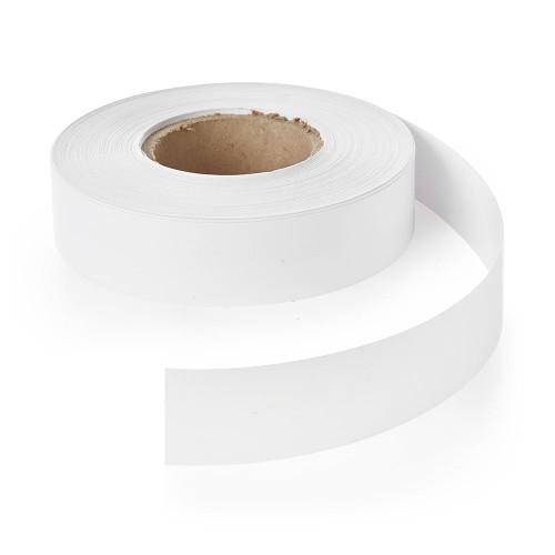 White Backing Strip for Retail Shelving Shelf-Edge/EPOS Strips