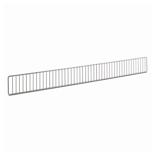 Low Wire Shelf Risers for Retail Shelving Units - H95mm (75mm Exposed)