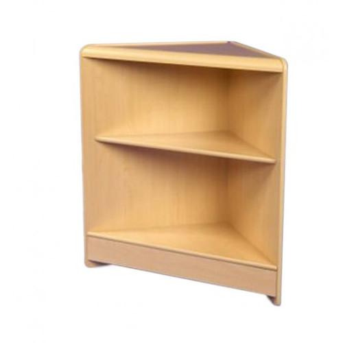 Economy Corner Counter with 1 x Shelf