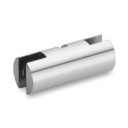 Chrome Double Panel Clips - 2mm Capacity