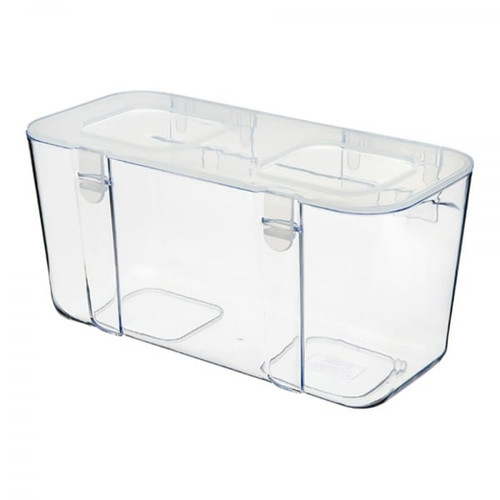Medium Clear Caddy Storage