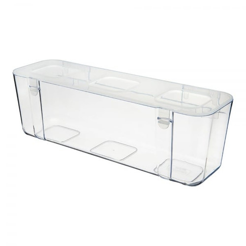 Large Clear Caddy Storage