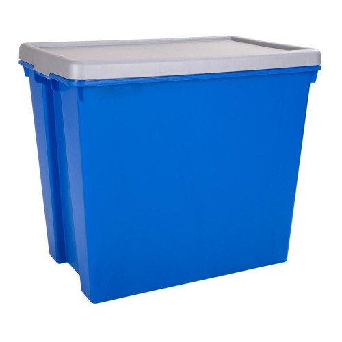 92L Blue Heavy Duty Storage Box