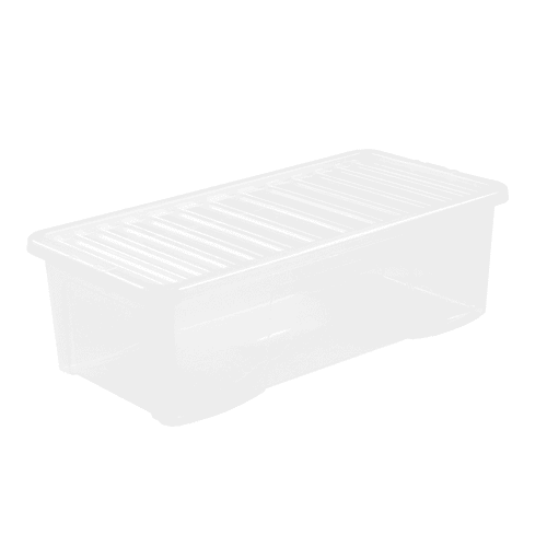 62L Clear Storage Box