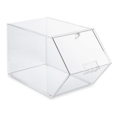 5.5L Clear Acrylic Stackable Box with Lid