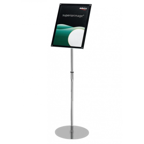 Adjustable Floor-Standing Sign Holder - A3