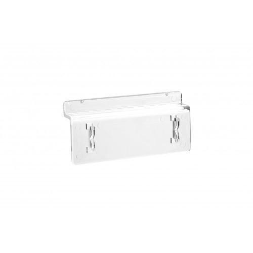 Slatwall Connector For  Leaflet Holder/Dispensers