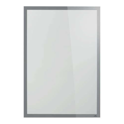Silver Duraframe Self-Adhesive Magnetic Frame - A2