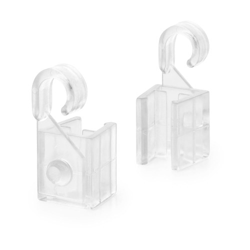 Pack of 2 Multipurpose Movable Hook Holder for Versatile Poster Frame