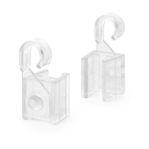 Pack of 2 Multipurpose Movable Hook Holder for Versatile Poster Frame