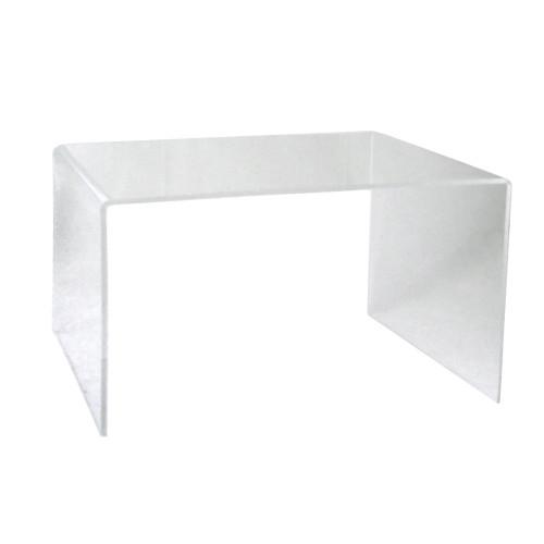 Clear Acrylic Display Bridge - H250 x W400 x D300mm