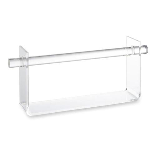 Clear Acrylic 'U' Shape Hanging Bracelet & Watch Display Stand