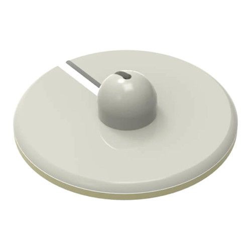 Pack of 10 Secure-Pull® Circular Product Attachment with Adhesive Pad