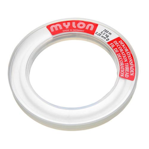 Nylon Line - 11 lb/5 kg Capacity
