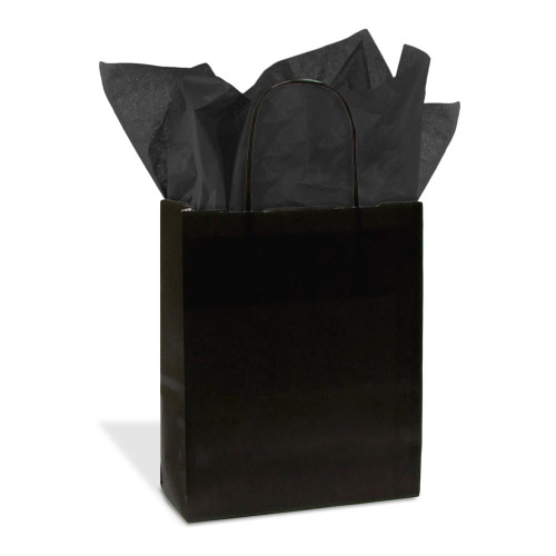 Black Wrapture® Tissue Paper - 480 Sheets 18 GSM