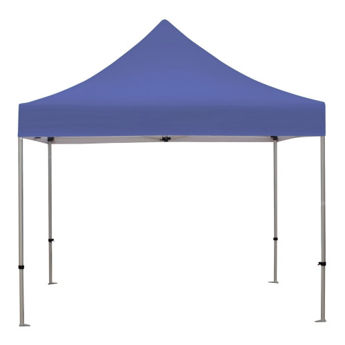 Promotional Event Tent Kit Gazebo - Includes Tent Frame Blue Canopy