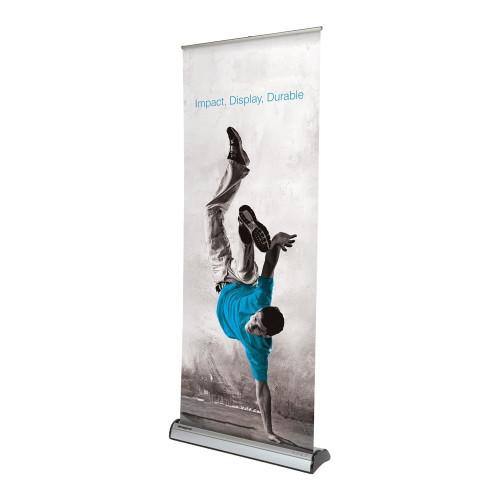 Cassette Banner - H2200 x W1060 x D215mm