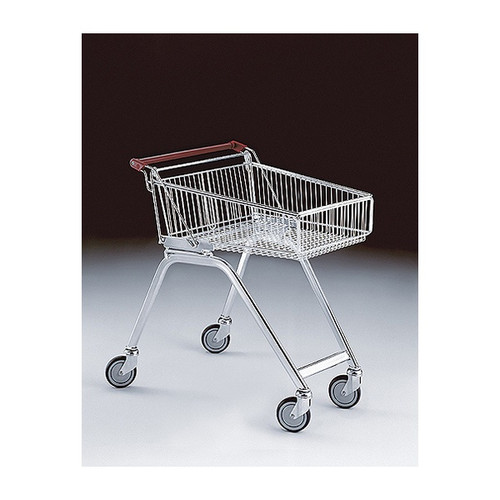 Light Shopping Trolley - 80 Litres Capacity
