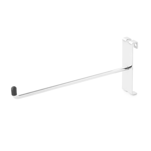 8 Inch Single Arm Hook For Grid Mesh Panels