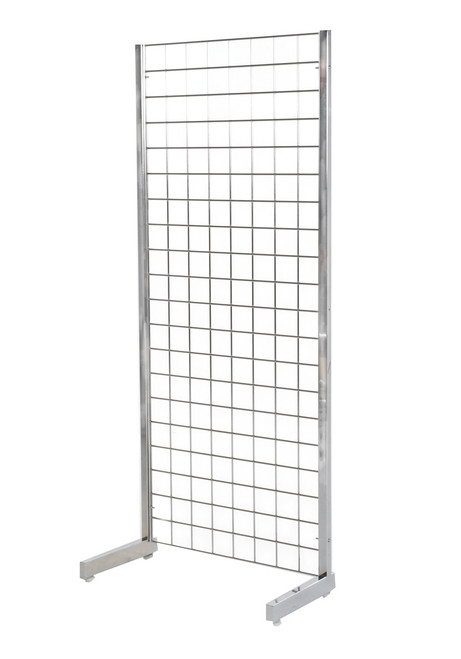 1200mm Gridwall Mesh Single Sided Stand