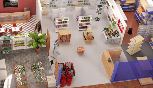 Preparing your Garden Centre for seasonal changes