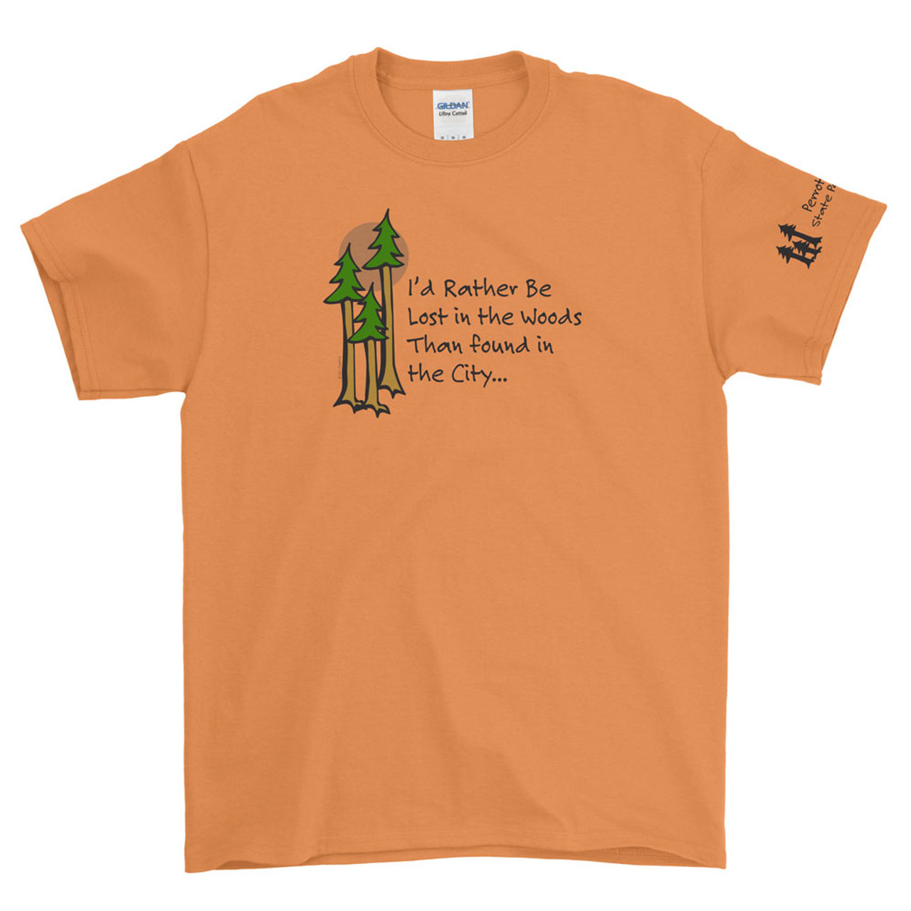 Wholesale Lost In The Woods Mountain Graphics