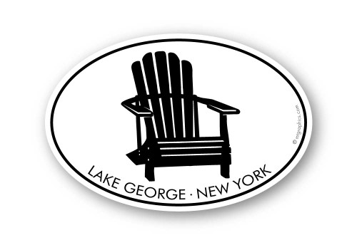 Wholesale Adirondack Chair Sticker