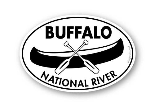 Wholesale Canoe Sticker