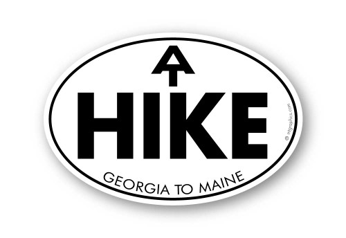 Wholesale AT Hike Sticker