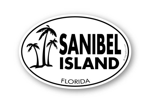 Wholesale  Palm Trees Sticker