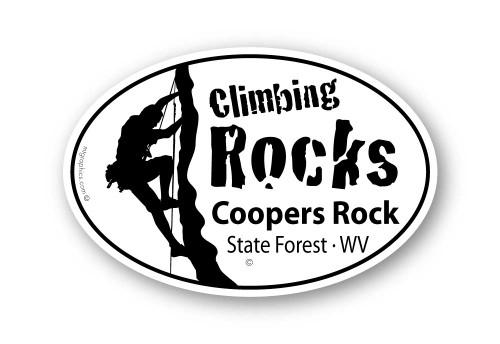 Wholesale Climber Sticker