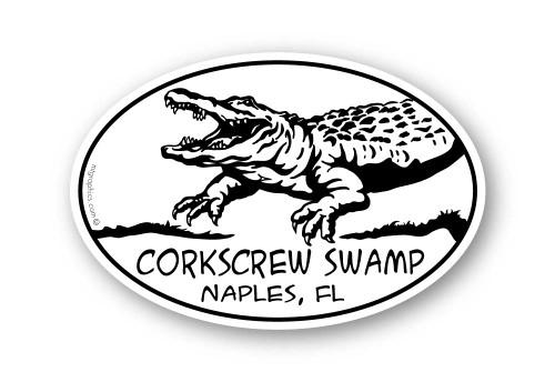Wholesale Gator Sticker