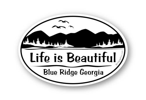 Wholesale Mountain Sticker
