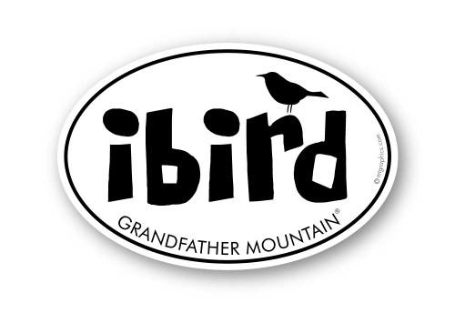 Wholesale I Bird Sticker